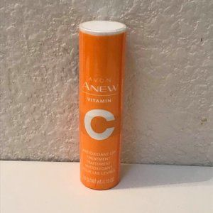 Avon Anew Vitamin C Antioxidant Lip Treatment, New